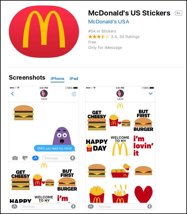 stickers de marca - branding