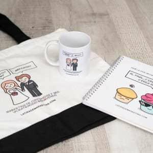 Pack plus plus: taza, libreta grande y tote bag
